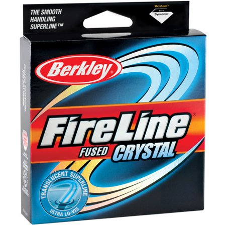 Berkley Fireline Fused Crystal Fishing Line, 300 yd Filler Spool