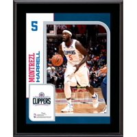 "Montrezl Harrell LA Clippers 10.5"" x 13"" Sublimated Player Plaque"