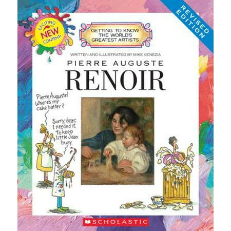 Pierre Auguste Renoir - Renoir Pierre Auguste Girl Reading