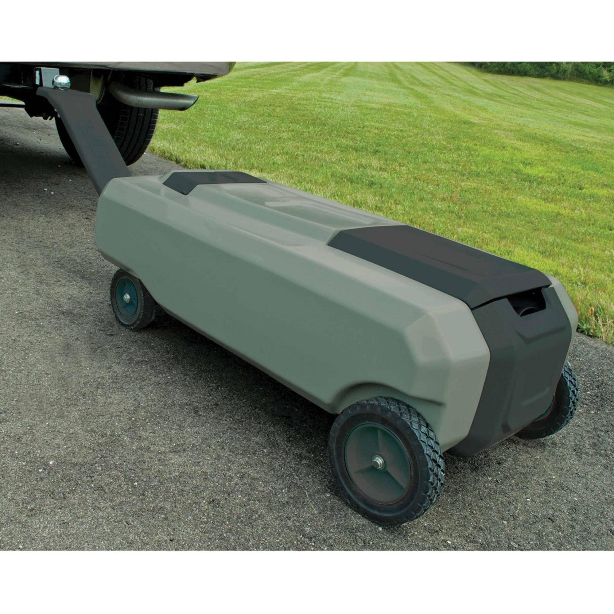 Smart Tote LX 4-Wheel Portable Waste Tank