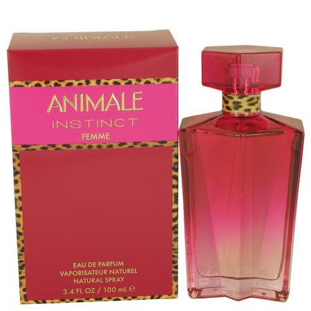Animale Instinct By Animale Eau De Parfum Spray 3.4 oz - image 1 of 1