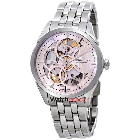 Hamilton Jazzmaster Viewmatic Automatic Ladies Watch H32405171 Walmart Canada