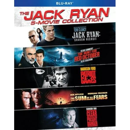Jack Ryan Collection 5 Movies (Ryan Gosling Abs)