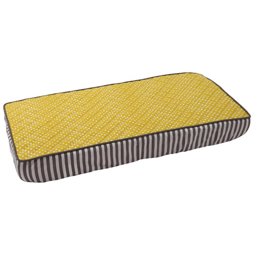 Harriet Bee Bair Stripes Pin Dots Changing Pad Cover