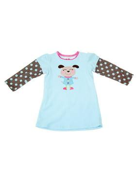 6d94d2804 Carter s Little Girls Nightgowns - Walmart.com