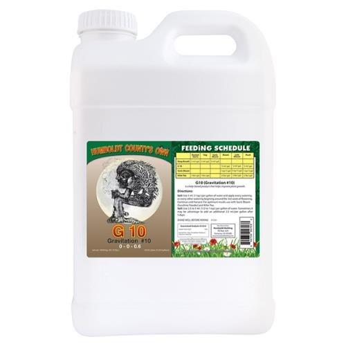 Emerald Triangle 719669 Fertilizer, 10 - 2.5 gallon