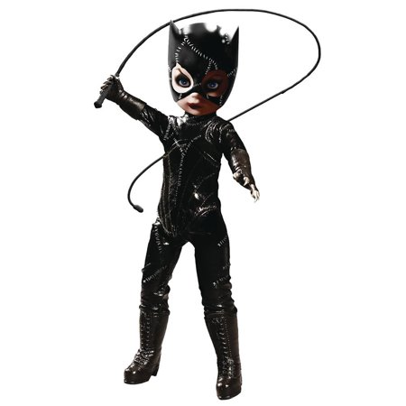 Mezco Toyz Living Dead Dolls Batman Returns Catwoman Doll