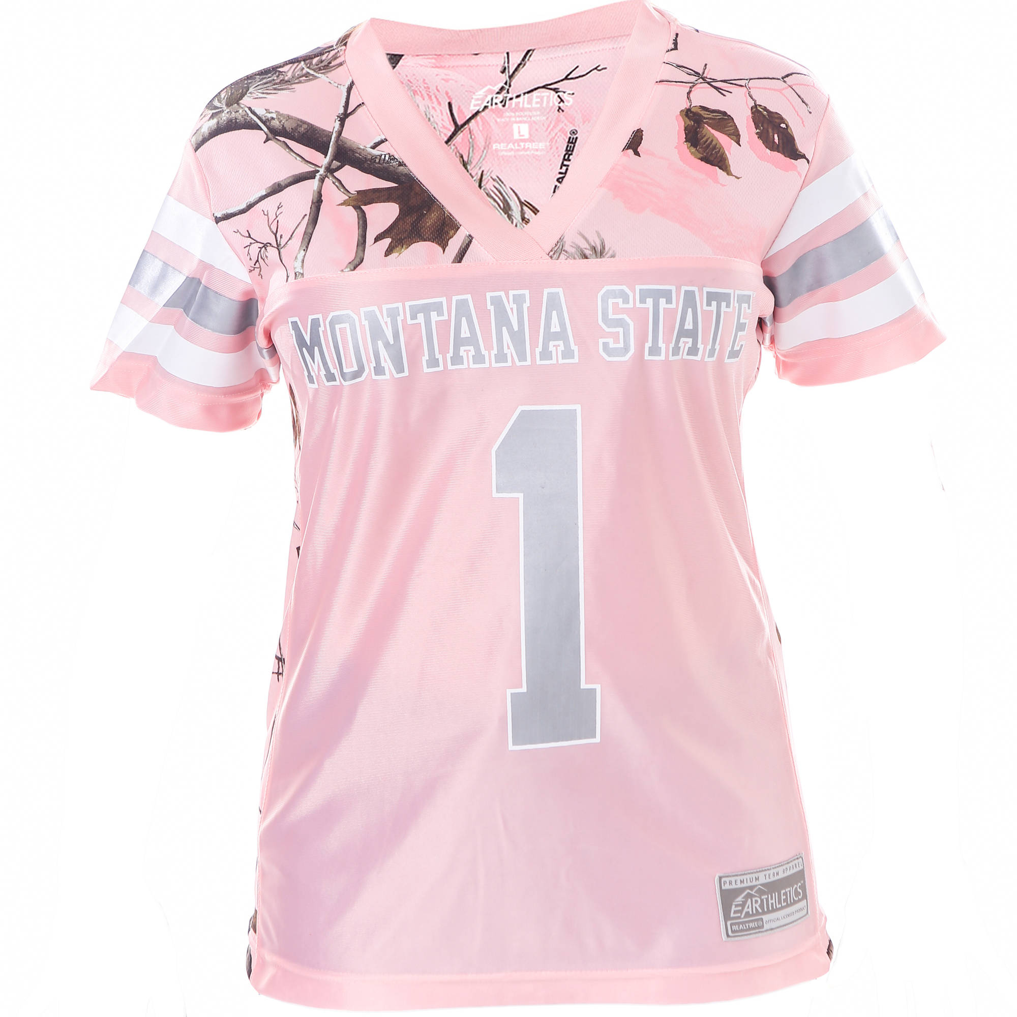 NCAA Montana State Ladies Pink Game Day Jersey