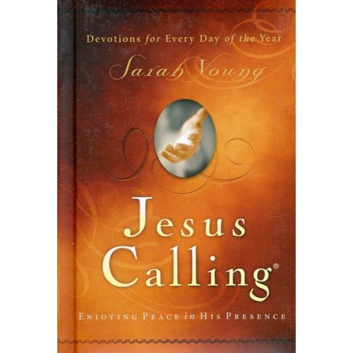 Jesus Calling: Enjoying Peace In His Presence-Devotions For Every Day Of The Year