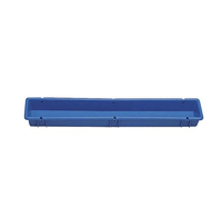 Childcraft Replacement Easel Tray, 4-1/2 x 24-3/4 x 2-1/16 Inches, Blue