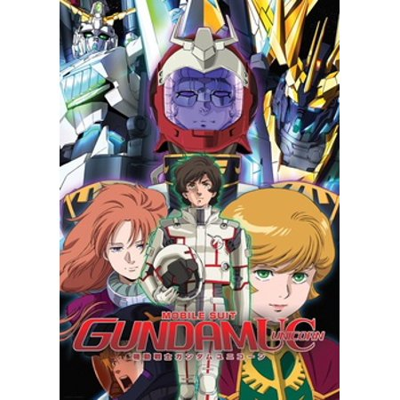 Mobile Suit Gundam UC (Unicorn) Collection (DVD)