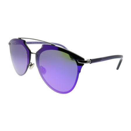 Dior Dior Reflected Prisim/S CD ReflectedP 6LB TE Unisex  Aviator (Dior Chicago Aviator Sunglasses)