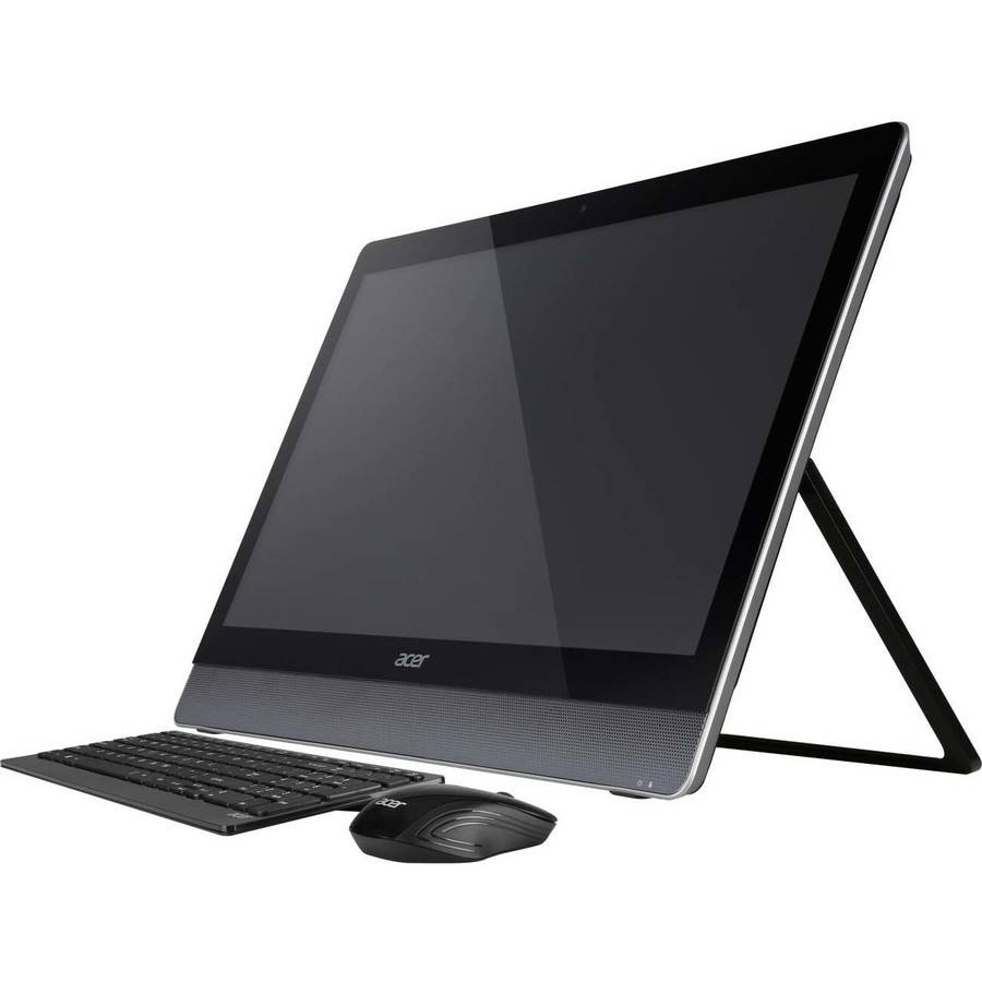 "Acer Aspire U5-620 All-in-One Desktop PC with Intel Core i5-4200M Processor, 8GB Memory, 23"" touch screen, 1TB Hard... by Acer"