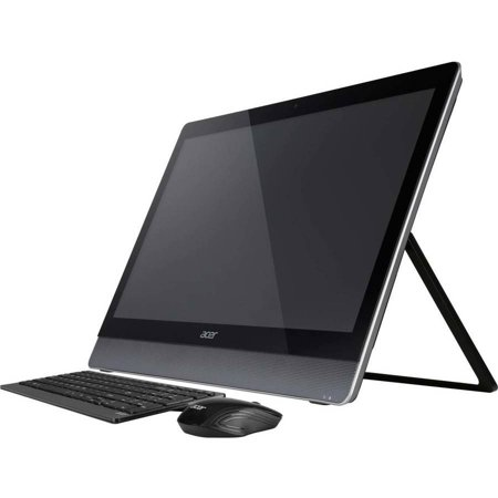 Acer Aspire U5 620 All In One Desktop Pc With Intel Core I5 4200M Processor  8Gb Memory  23  Touch Screen  1Tb Hard Drive And Windows 10 Home
