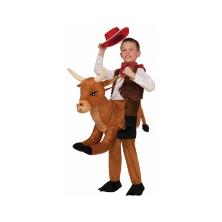 Bull Costume For Kids (CHCO-RIDE-A-BULL)