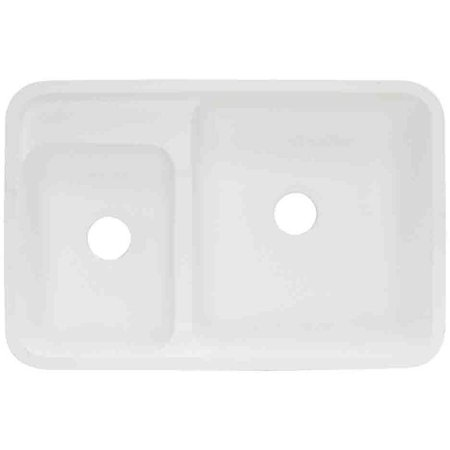 Transolid augusta 32 x 21 drop in solid surface kitchen for Solid surface kitchen sink