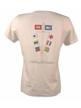 3eb02620e7c3c Product Image Vineyard Vines Women s Short Sleeve Graphic Flagpole Tee  T-Shirt White  45.00 (S)