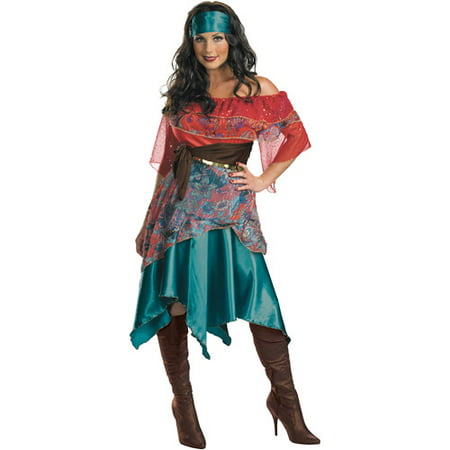 Bohemian Babe Adult Halloween Costume