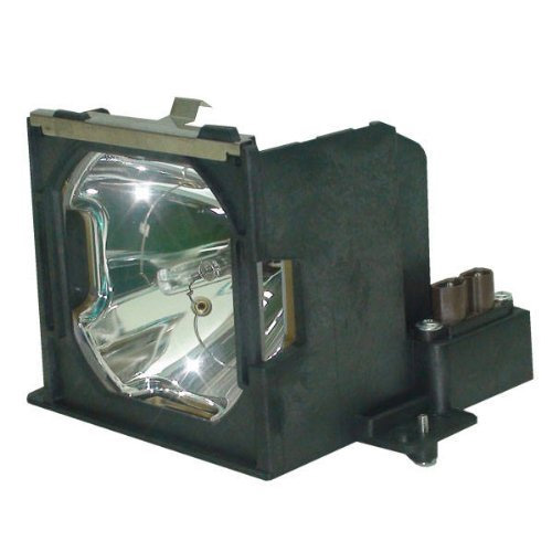 ET-LAE12 Panasonic Projector Lamp Replacement Projector Lamp Assembly with Genuine Original Ushio Bulb Inside.