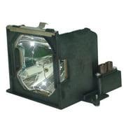 Sanyo POA-LMP146 Projector Housing with Genuine Original OEM Bulb