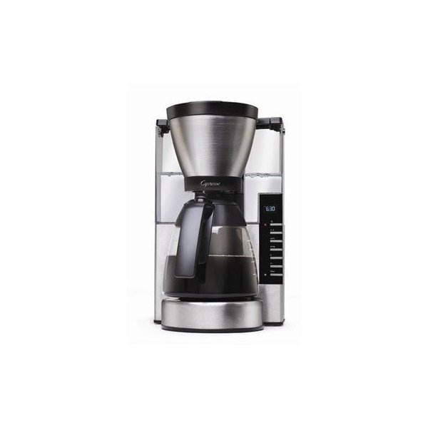 Capresso MG900 10 Cup Rapid Brew Coffee Maker with Glass ...