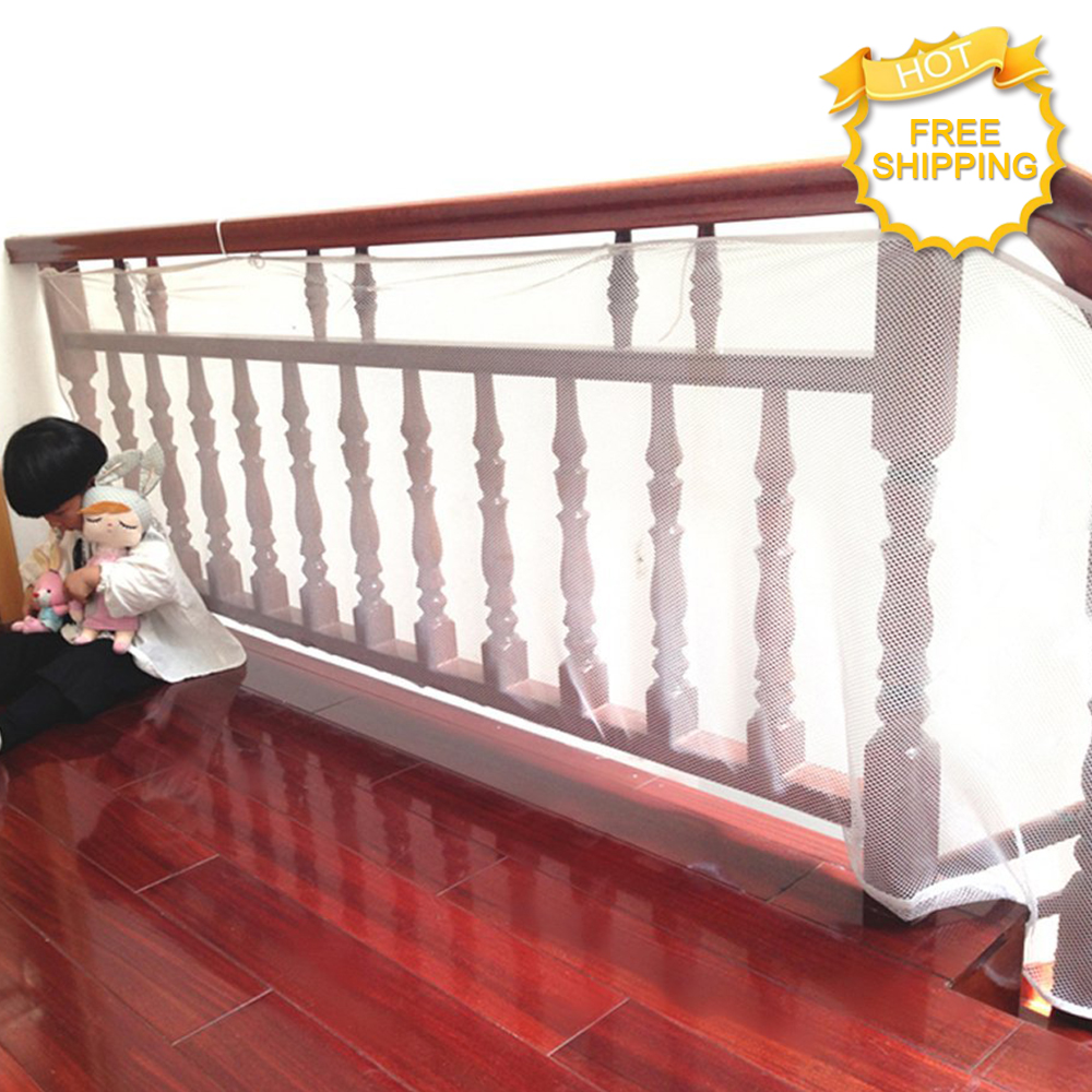 Baby Safety Net Rail Stairs Balcony Safety Net For Kids On Indoor