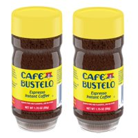 Cafe Bustelo Espresso Instant Coffee, 1.75 Oz (Pack of 2)