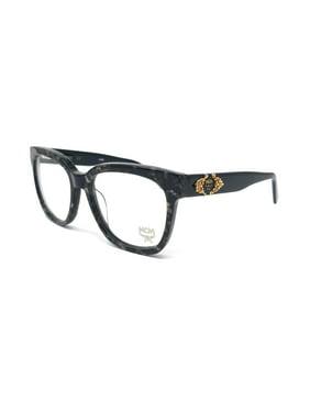 MCM Eyeglasses MCM2629 007 Black Marble Rectangle Women's 53x17x135