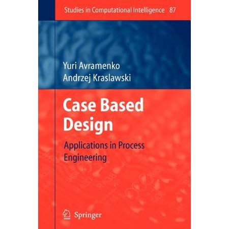 Case Based Design : Applications in Process