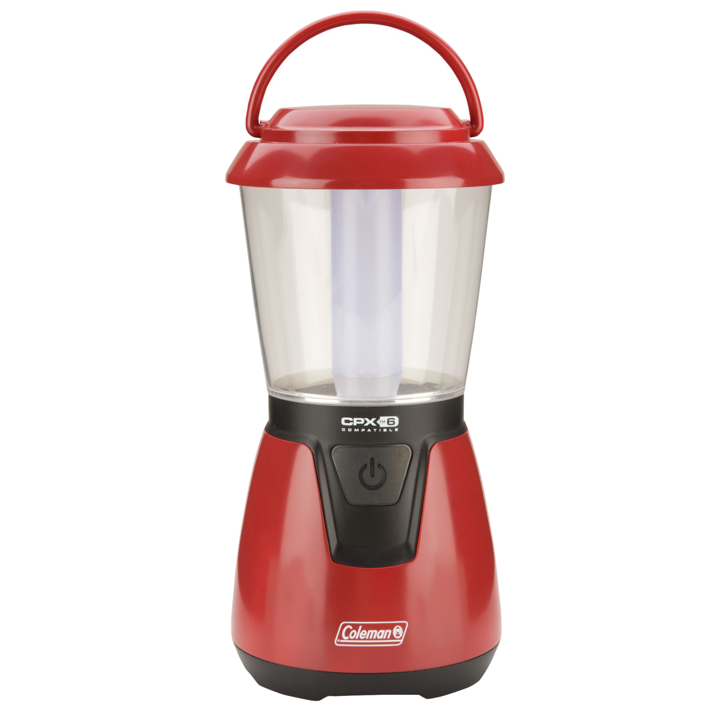 Coleman Lantern CLT10 100L LED, Red by COLEMAN