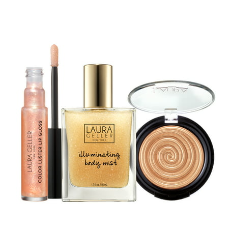 Laura Geller Gilded Honey Best Sellers Set