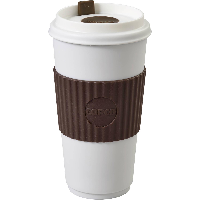 Copco 16 Oz Travel Mug Brown 2510 0510 Walmartcom