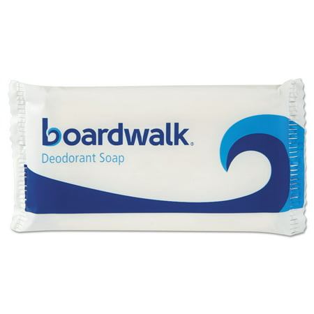 Boardwalk Face And Body Soap  Flow Wrapped  Floral Fragrance  1 5Oz Bar  500 Carton