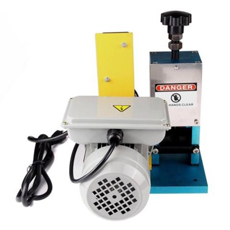 110V Powered Electric Wire Stripping Stripper Benchtop Machine Motorized
