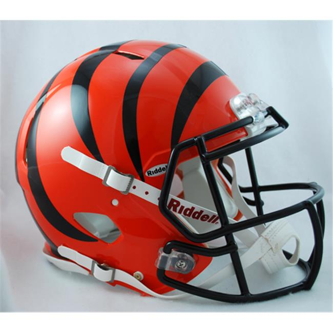 Creative Sports Enterprises RDRSA-BENGALS Cincinnati Bengals Riddell Speed Revolution Full Size Authentic Proline