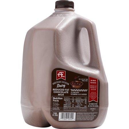 Anderson Erickson Reduced Fat Chocolate Milk, 1 gal