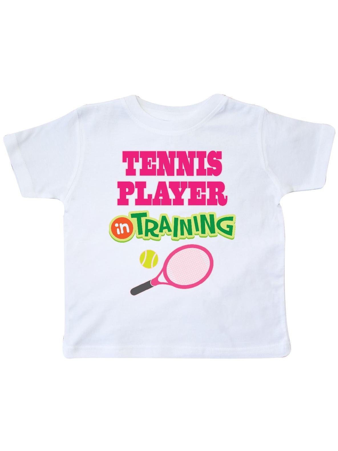Future Tennis Player In Training Toddler T-Shirt