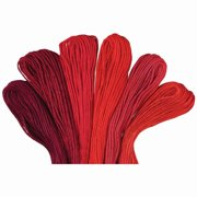 Craftways® Value Pack—Redwork, 30 Skeins Embroidery Floss