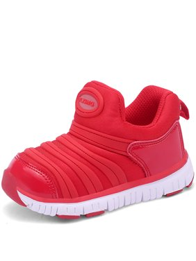Baby Sneaker Shoes for Boys and Girls Kids Lightweight Athletic Running Walking Non-slip Shoes
