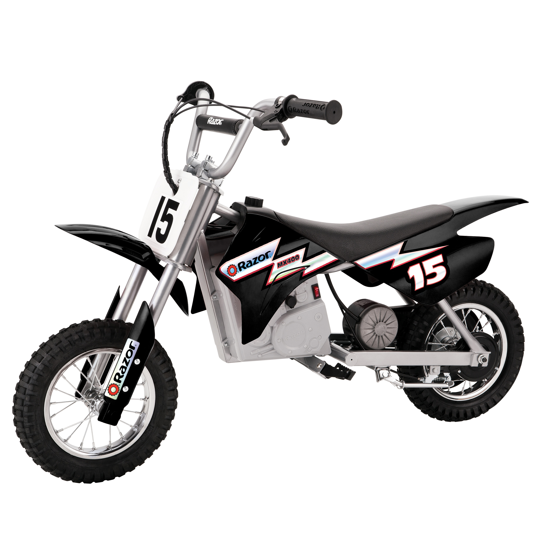 Razor MX400 Dirt Rocket Electric Motorcycle Bike Black by Razor