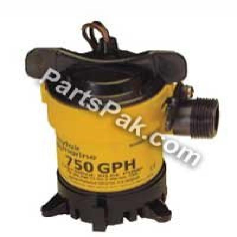 "Johnson Pump 42122 Cartridge Bilge Pump (, 1250 GPH 1-1 8"") by Johnson Pump"