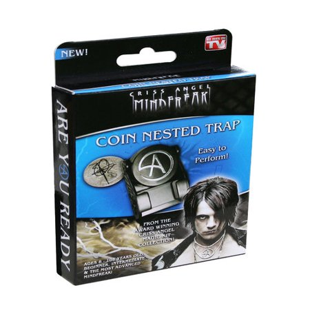 Criss Angel MindFreak Coin Nested Trap](Nineties Dress Up Ideas)