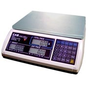 CAS JR-S-2000-30 Legal for Trade Price Computing Scale  30 x 0 005 lb