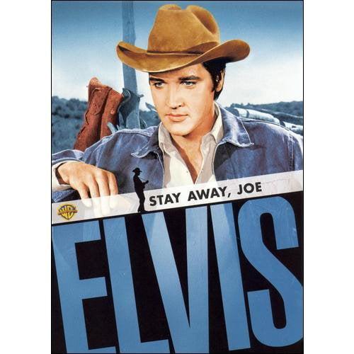 ELVIS-STAY AWAY JOE (DVD/WS-2.35/ENG-SDH/ENG/FR/SUB)
