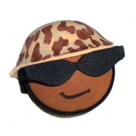 Cool Sunglasses Army / Marines Camo Antenna Topper & Car Mirror (Artsy Sunglasses)