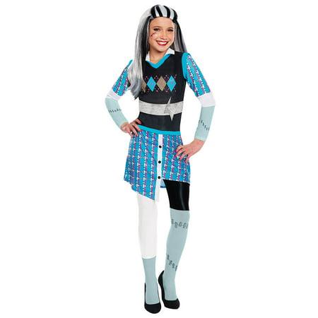 Girls Deluxe Frankie Stein Halloween Costume](Halloween Doctor Stein Mp3)