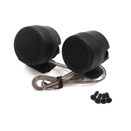 2 Pcs 12V 500W Super Power Audio Loud Speaker Dome Tweeters 105dB for Car Auto - image 2 of 2