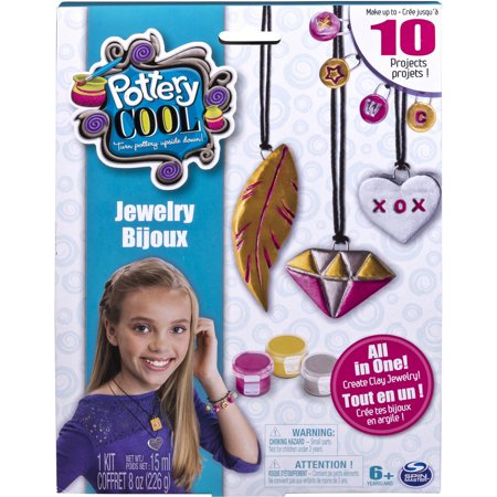 Cool Maker â Jazzy Jewelry Clay Bracelets & Necklaces (Packaging May Vary)