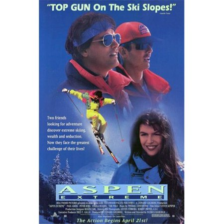 Posterazzi MOV210885 Aspen Extreme Movie Poster - 11 x 17 in. - 80s In Aspen