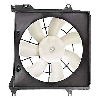 GM3115276 Radiator Fan Assembly for 2014-2015 Chevy Camaro
